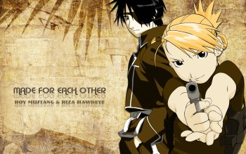 Anime - Fullmetal Alchemist Wallpapers and Backgrounds ID : 108038