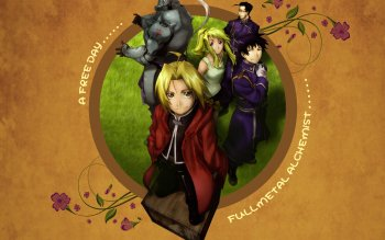 Anime - Fullmetal Alchemist Wallpapers and Backgrounds ID : 108048