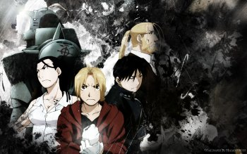 Anime - Fullmetal Alchemist Wallpapers and Backgrounds ID : 108134