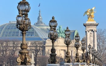 Man Made - Grand Palais Wallpapers and Backgrounds ID : 108606
