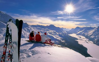 Deporte - Skiing Wallpapers and Backgrounds ID : 108818
