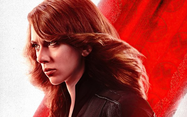 Movie Black Widow Scarlett Johansson Marvel Comics Natasha Romanoff HD Wallpaper | Background Image