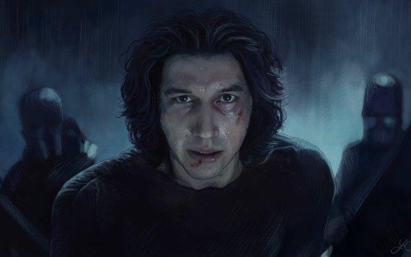Movie Star Wars: The Rise of Skywalker Star Wars Ben Solo Adam Driver HD Wallpaper | Background Image
