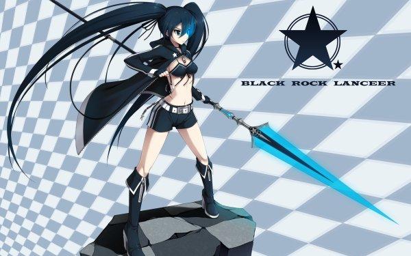 Anime Black Rock Shooter HD Wallpaper | Background Image