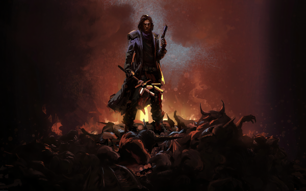 Video Game Project Warlock HD Wallpaper | Background Image