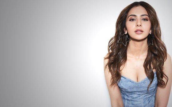 Celebrity Rakul Preet Singh Actresses India Indian Actress Brunette HD Wallpaper | Background Image