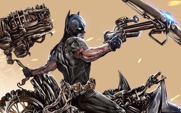 Comics Batman DC Comics Crossbow HD Wallpaper | Background Image