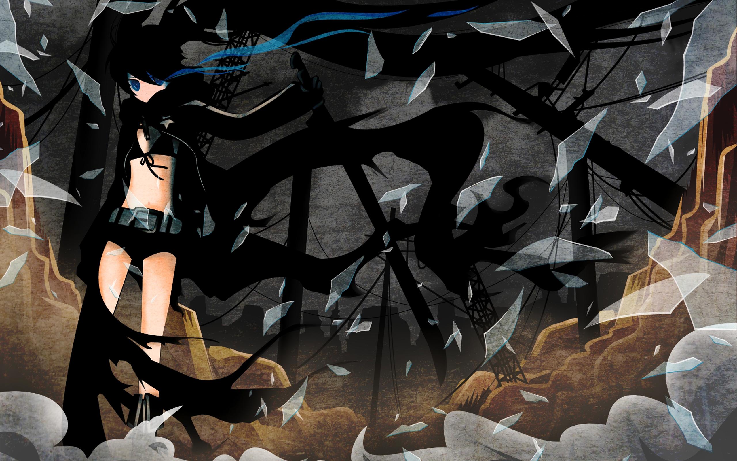Anime - Black Rock Shooter  Mato Wallpaper