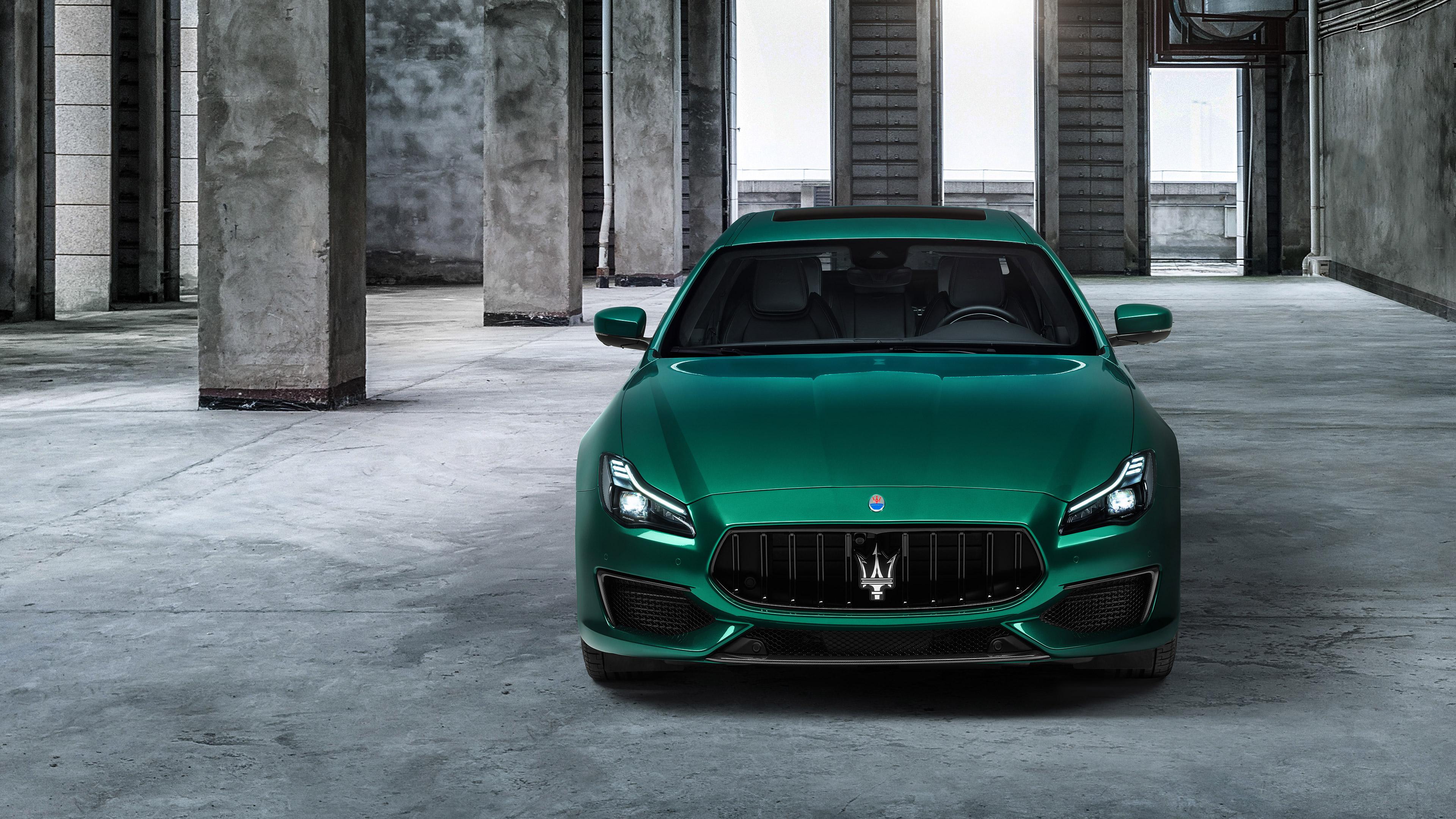 2021 Maserati Quattroporte Trofeo 3.8 V8 Twin Turbo 4k Ultra HD Wallpaper | Background Image ...