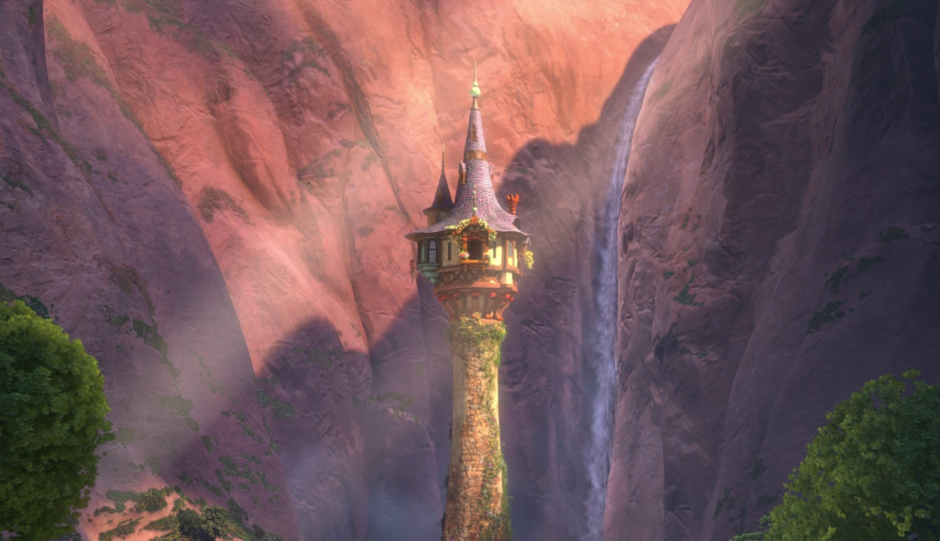 69 tangled hd wallpapers backgrounds wallpaper abyss page 2 - Tangled tower wallpaper ...