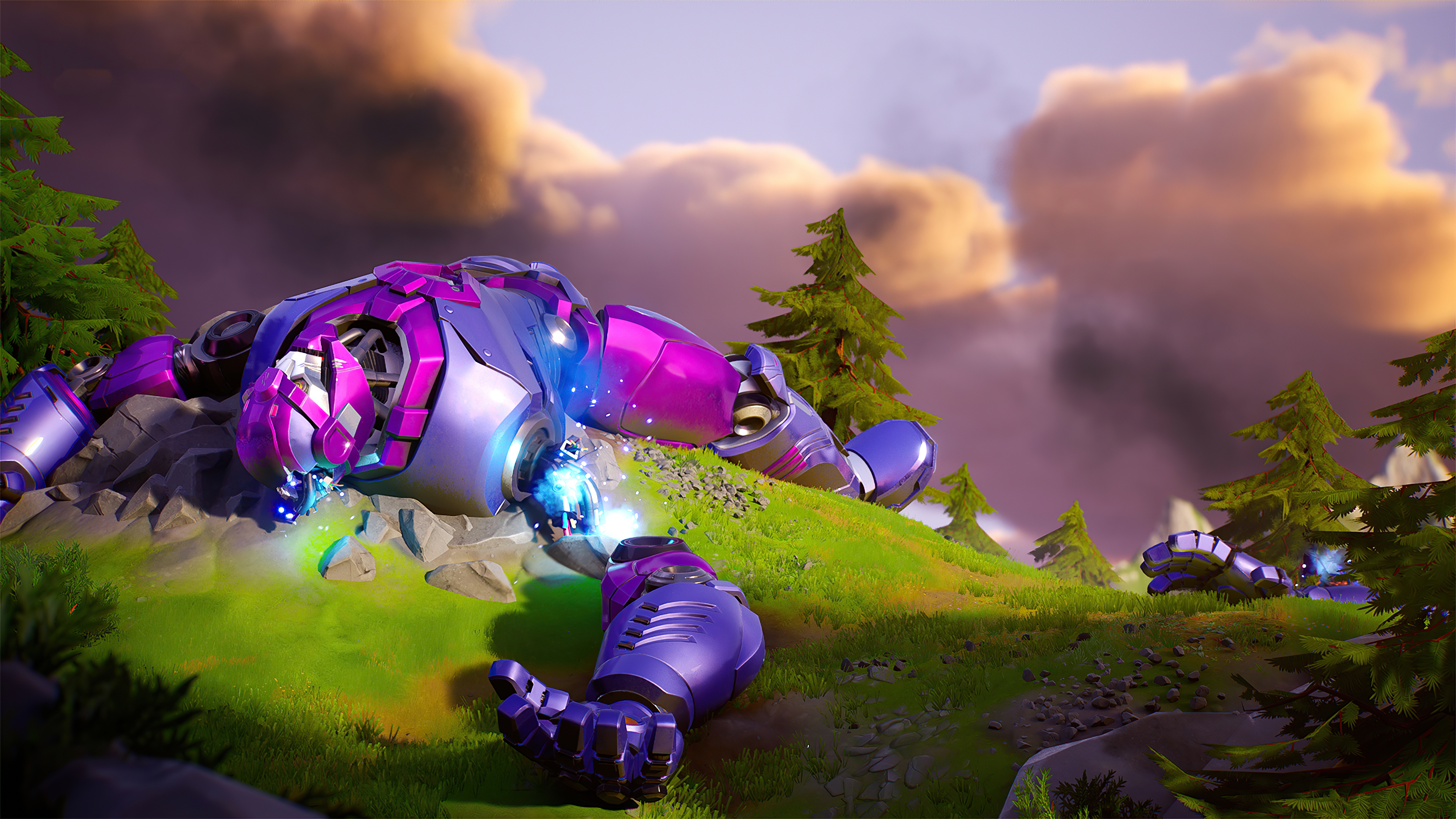 Fortnite 4k Ultra Hd Wallpaper Background Image 3840x2160 Id 1099124 Wallpaper Abyss