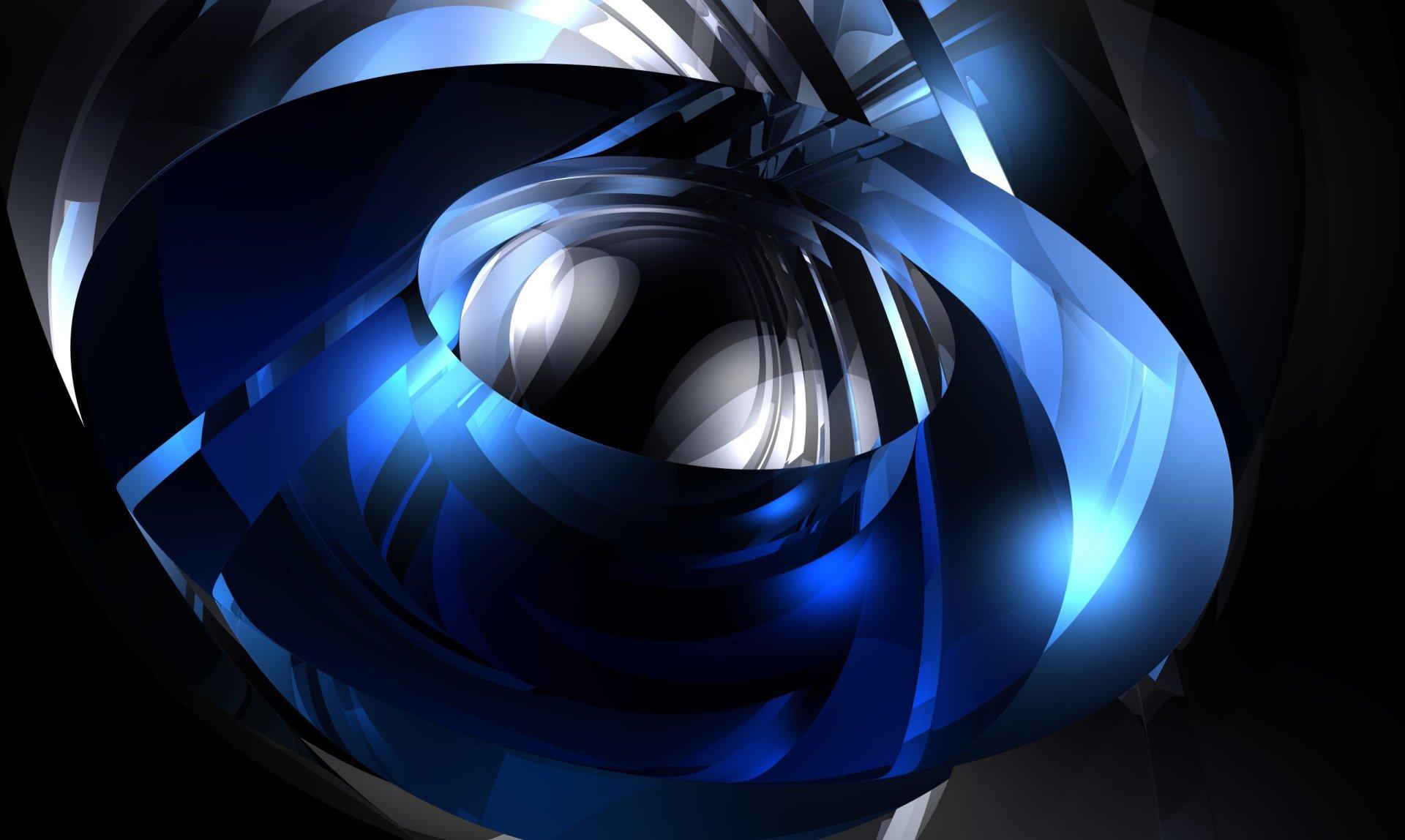 Abstract - Digital Art  Fractal Wallpaper