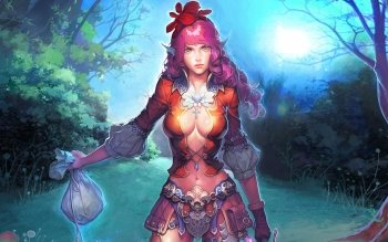 Fantasy - Elf Wallpapers and Backgrounds ID : 109438