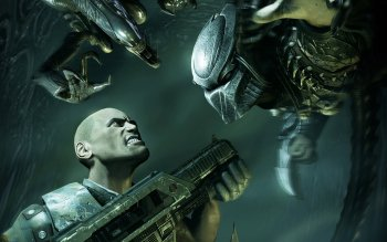 Video Game - Aliens Vs. Predator Wallpapers and Backgrounds ID : 109676