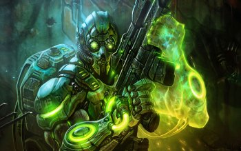 Video Game - Starcraft Wallpapers and Backgrounds ID : 109824
