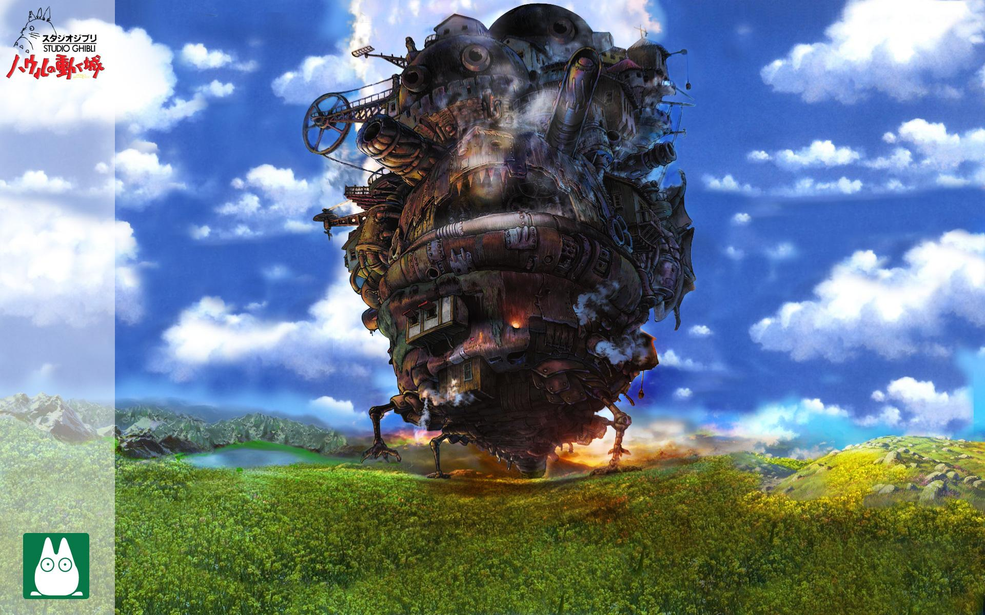 34 howl u0026 39 s moving castle hd wallpapers