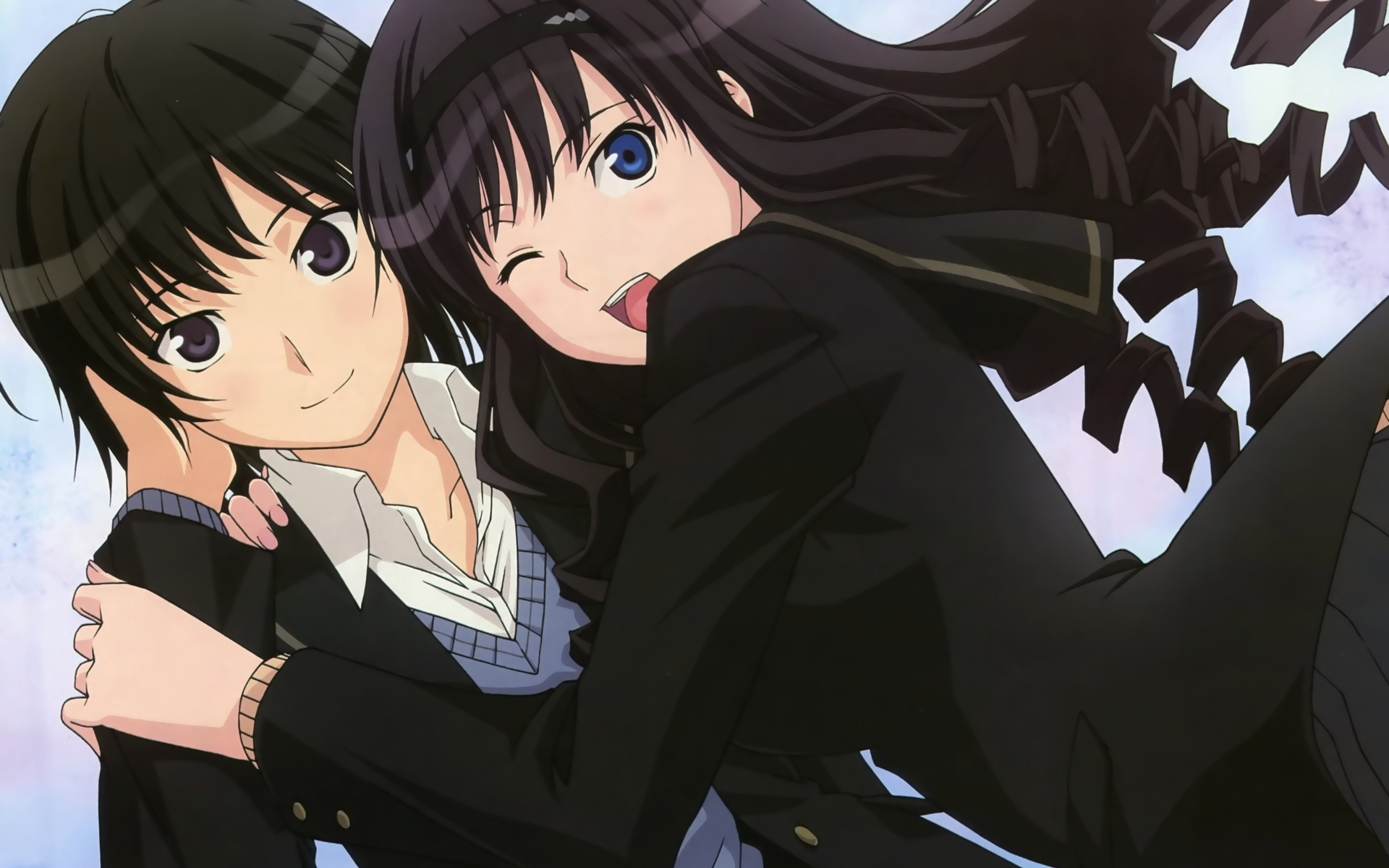 Anime - Amagami Wallpaper