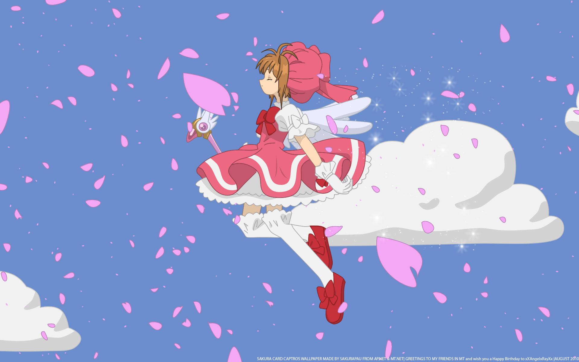 Anime  Cardcaptor Sakura Wallpaper