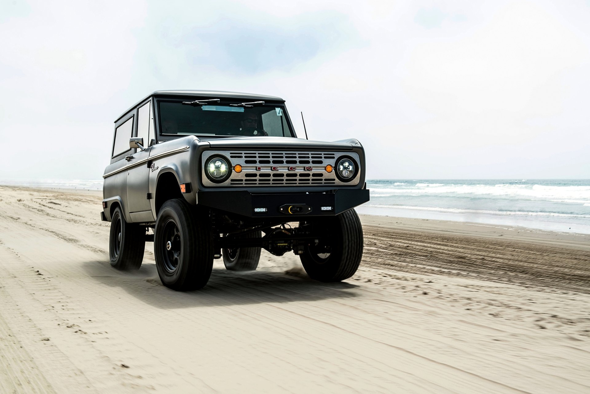 Ford Bronco 4k Ultra HD Wallpaper | Background Image ...
