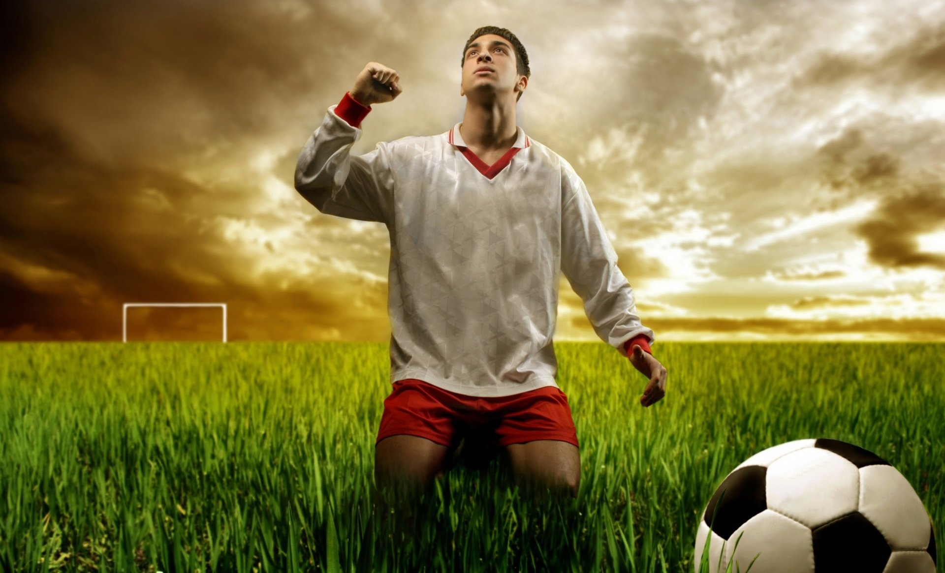 Sports - Soccer  Wallpaper