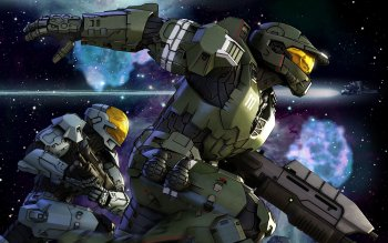 Video Game - Halo Wallpapers and Backgrounds ID : 110098