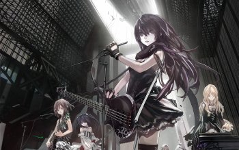Anime - Music Wallpapers and Backgrounds ID : 110208