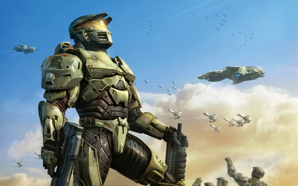 Video Game Halo HD Wallpaper | Background Image