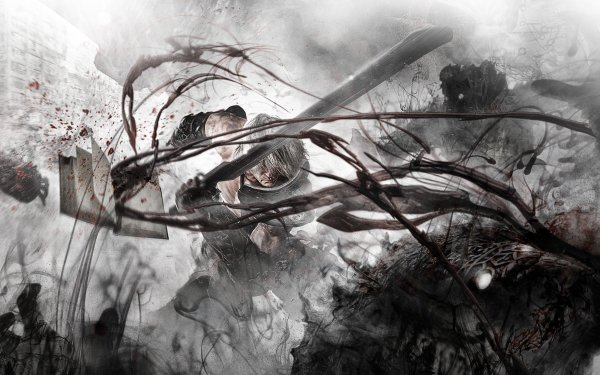 Video Game Nier HD Wallpaper | Background Image