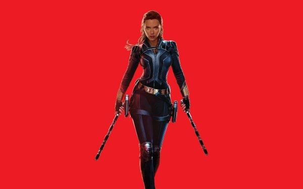Movie Black Widow Natasha Romanoff Scarlett Johansson Marvel Comics HD Wallpaper | Background Image