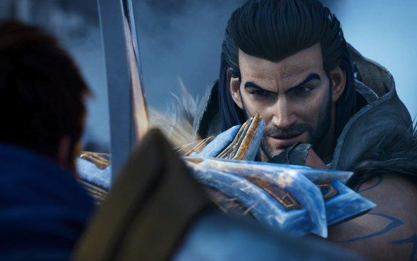 Videojuego League Of Legends Sylas Garen Fondo de pantalla HD | Fondo de Escritorio