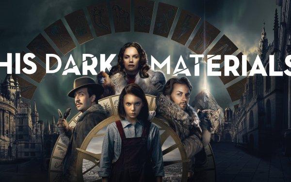TV Show His Dark Materials James McAvoy Lin-Manuel Miranda Ruth Wilson Dafne Keen HD Wallpaper | Background Image
