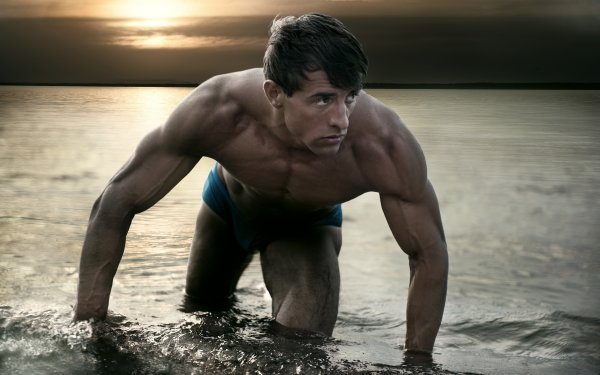 Men Mood Water Muscle Athlete HD Wallpaper | Background Image