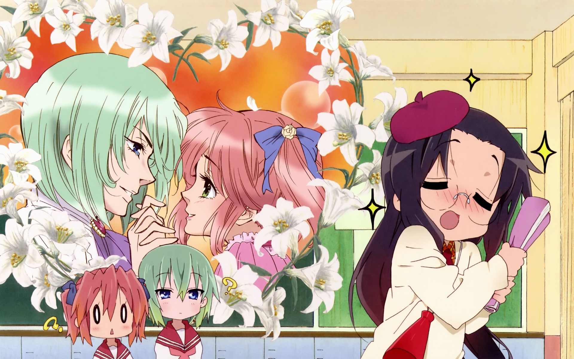 lucky star hd wallpaper | background image | 1920x1200 | id:111358