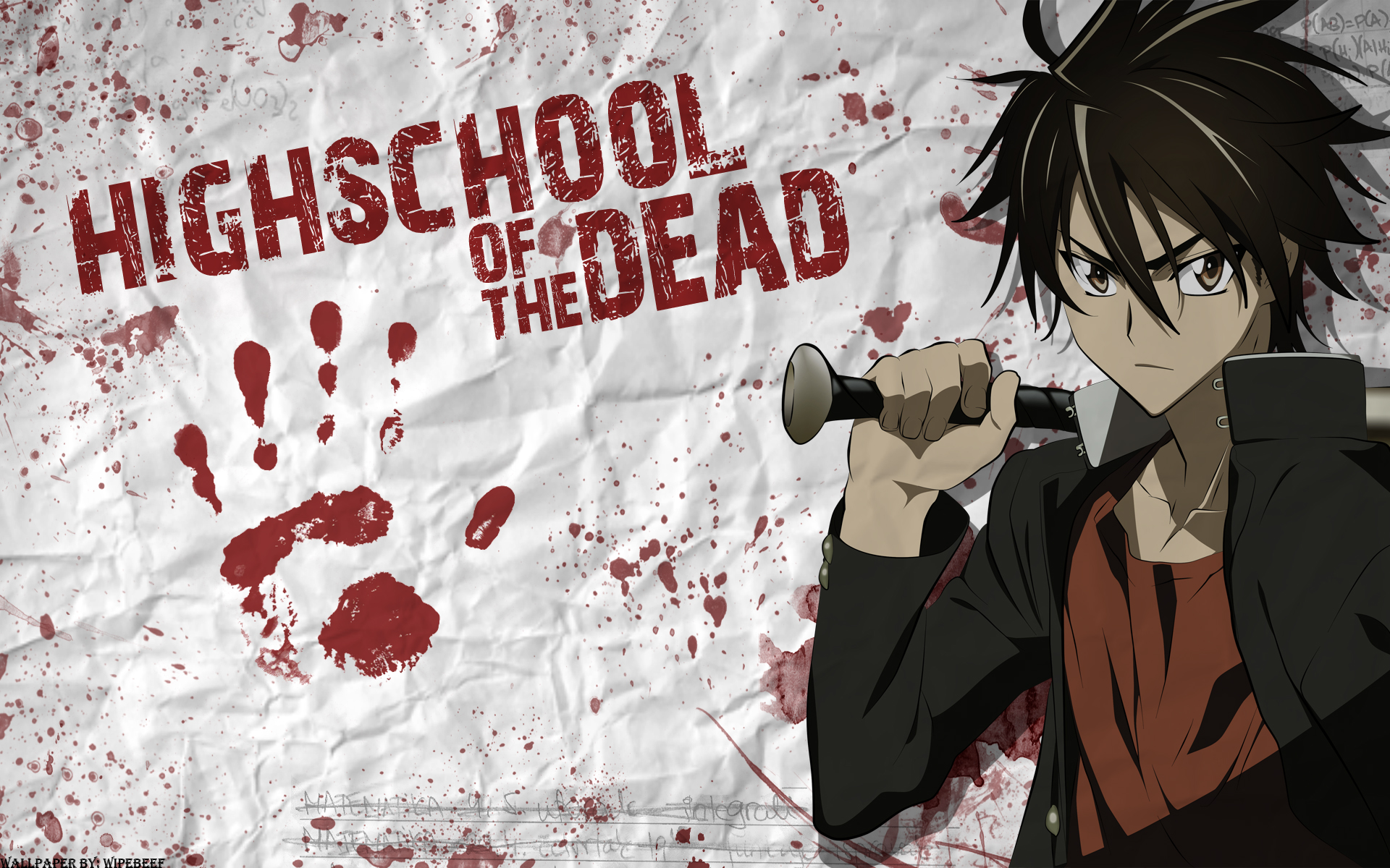 VUELVE HIGHSCHOOL OF THE DEAD EN 2018