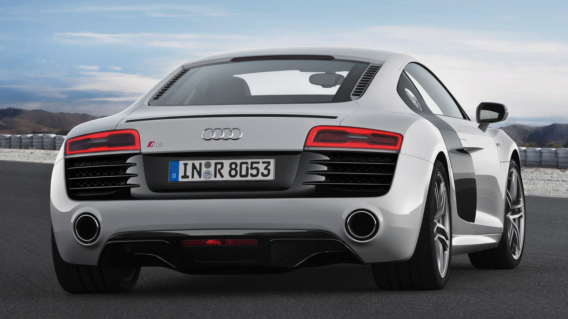 2012 Audi R8 V10 Coupe Hd Wallpaper Background Image 1920x1080 Id 1111750 Wallpaper Abyss
