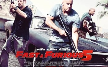 Movie - Fast Five Wallpapers and Backgrounds ID : 111416