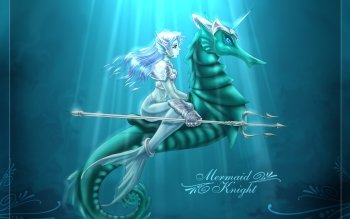 Fantasy - Mermaid Wallpapers and Backgrounds ID : 111864