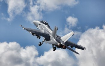 Military - Boeing F/A-18E/F Super Hornet Wallpapers and Backgrounds ID : 111878