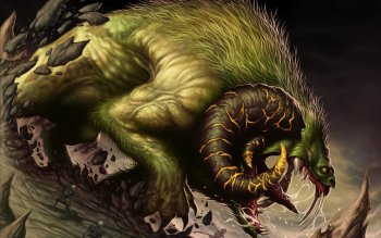 Oscuri - Monster Wallpapers and Backgrounds ID : 111908