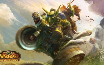 Компьютерная игра - World Of Warcraft Wallpapers and Backgrounds ID : 111976
