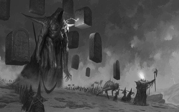 Dark Grim Reaper HD Wallpaper | Background Image