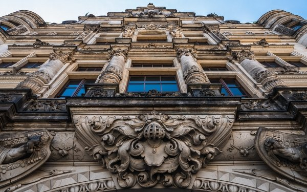 Man Made Architecture Dresden Saxony Palace Facade HD Wallpaper   Background Image