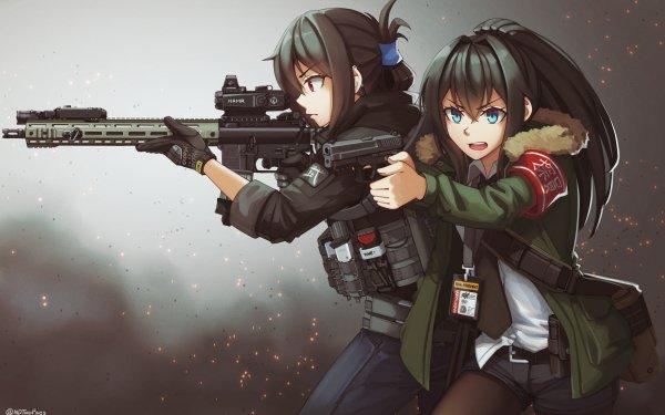 Anime Femmes Fond d'écran HD | Image