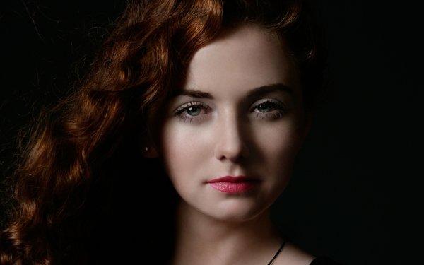 Music Lena Katina Singers Russia Redhead Russian Singer t.A.T.u. HD Wallpaper | Background Image