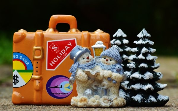 Photography Snowman Christmas Figurine HD Wallpaper | Background Image