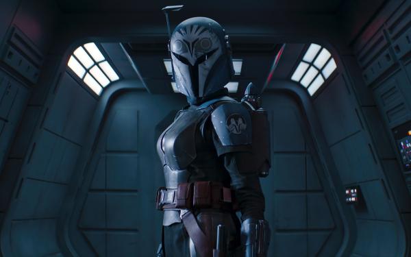 TV Show The Mandalorian Star Wars Bo-Katan Kryze HD Wallpaper   Background Image