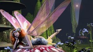 Fantasy - fairy Wallpaper