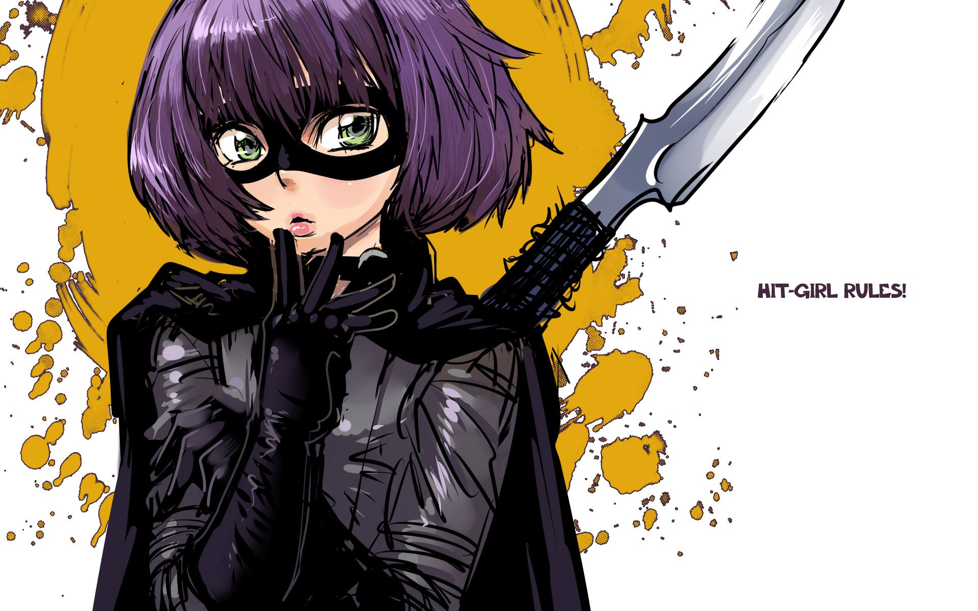 Films - Kick-Ass  Wallpaper