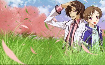 Anime - Code Geass Wallpapers and Backgrounds ID : 112066