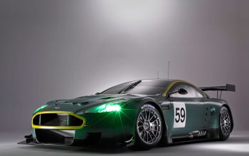 Vehículos - Aston Martin DBR9 Wallpapers and Backgrounds ID : 112238